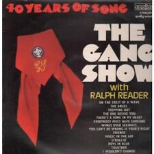 GANG SHOW 40 Years Of Song LP 14 Track (2870168) UK Contour