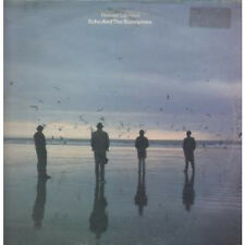 ECHO AND THE BUNNYMEN Heaven Up Here LP 11 Track In Textured Sleeve With Inner M