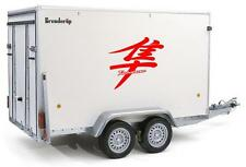 Custom Trailer Kanji Decal TurboBusa HUGE! GSX 1300 Turbo Hayabusa Kanji Sticker