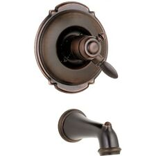 Delta T17155-RB Victorian One Handle Tub Faucet Trim Venetian Bronze