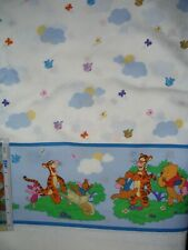 Winnie the Pooh Tigger Eeyore Piglet cotton quilting fabric **Choose design