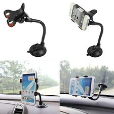 Universal Car Windshield Mount Holder Bracket Stand for iPhone Mobile Phone GPS