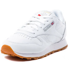 Reebok Classic Womens Trainers White Gum New Shoes