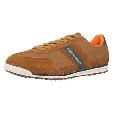 Mens One True Saxon Casual Lace Up Trainers The Style - Volare