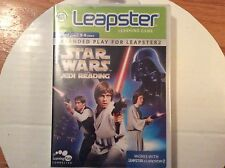 LeapFrog Leapster Learning Game Star Wars Jedi Reading (Leapster, 2009)Brand New
