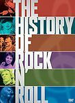 History of Rock N Roll, The - Boxed Set (DVD, 2004, 5-Disc Set)   RARE NEW