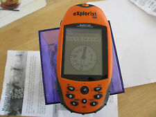 Magellan eXplorist 100 Handheld GPS Receiver, Great Condition