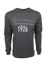 MERCEDES BENZ, GRAPHIC, Men's, 1926 t-shirt, COTTON, Auto Racing, Gray