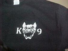 DEVGRU SEAL TEAM SPECIAL OPERATIONS K9 UNIT AFGHANISTAN TEAM SHIRT SZ:XX-LARGE