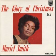 """MURIEL SMITH Glory Of Christmas No 1 7"""" 5 Track Ep Featuring O Little Town Of Be"""