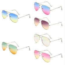 Retro Vintage Cat Eye Mirror Womens Ladies Sunglasses Eyewear #ES