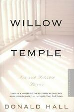 Willow Temple : New and Selected Stories by Donald Hall (2004, E-book)