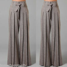 HOT 2016 New Fahion Sexy Women Purity Loose Leisure Casual Long Suit Pants