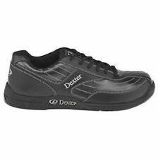 New Mens Dexter Fury II Black/Grey Bowling Shoes