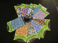 """Stretchable standard book covers 8""""x10""""  Kittrich Assorted Styles"""