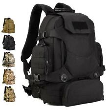 Outdoor 40L Military Rucksack Tactical Backpack Assault Combat Pack Trekking Bag