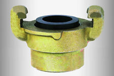 Female Claw Coupling ACK, forged steel, hardened, compatible to Type Atlas Copco