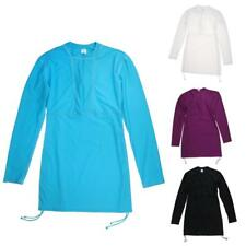 Women's Rash Guards Long Sleeve Wetsuit Swimming Snorkeling Diving Surfing Suit
