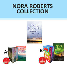 Nora Roberts Collection Enchanted,Captivated,Charmed Gift Wrapped Set New