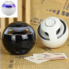 7 Colours Wireless Stereo Bluetooth Speaker forMobile Cell Phone PC Samsung LG