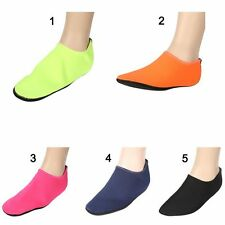 Mens Womens Yoga Sports Socks Barefoot Skin Shoes Surf Trainers Sandals Footwear