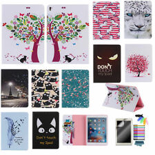 "PU Leather Tablet Case for iPad Pro 9.7""/ 12.9"" Card Holder Wallet Stand Cover"
