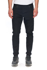 NEW NEUW RAY TAPERED JEANS PURE BLACK
