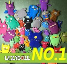 44 Styles Hot Game Characters Uglydoll Soft Plush Toys Dolls With Key Chain 4""