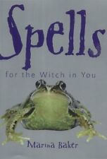 Spells for the Witch in You Baker, MarinaNew Book