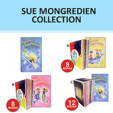 Secret Mermaid Series Collection By Sue Mongredien Gift Wrapped New Set