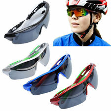 Outdoor Sport Cycling Bicycle Riding Sunglasses Eyewear Goggle UV400 Lens AA