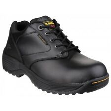 Dr Martens KEADBY Safety Shoes Black Steel Toe Caps & Midsole Mens & Womens Work