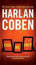 Fool Me Once-Harlan Coben-2016 Thriller-large paperback-combined shipping
