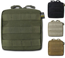 RapDom 6x6 Utility Pouch Outdoor Travel Tactical Gear Military