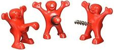 Happy Man Bottle Stopper, Corkscrew and Bottle Opener Set of 3