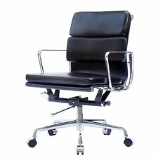 Eames Soft Pad Management Chair Replica | Modern Back and Base
