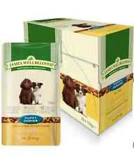 James Wellbeloved Puppy Junior Pouches Lamb Wet Dog Food Hypo-allergenic Young