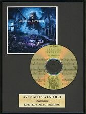 Avenged Sevenfold - Presentation CD Display MULTI LISTING