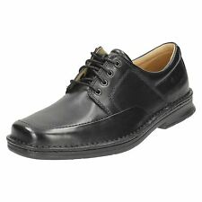 Mens Clarks Formal Lace Up Shoes Salute Free