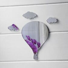 Hot Air Balloon and Clouds Acrylic Mirror