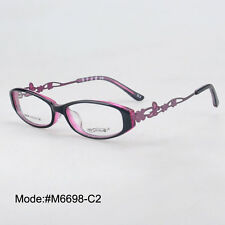 big sale 51eyeglasses M6698 Acetate fullrim frames eyewear opticalframe glasses