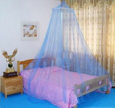 1PCS Elegant Round Lace Insect Bed Canopy Netting Curtain Dome Mosquito Net HA