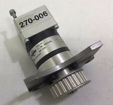 Neugart PLE 40 Gearhead Reducer 5:1 Ratio With Pulley