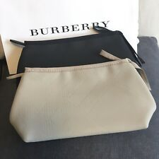 Burberry Cosmetic Bag Pouch VIP Gift New in Box