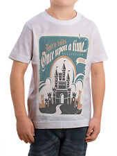 Kids T-Shirt Once upon a time 100% Cotton Made in Germany