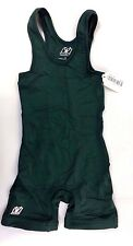 NEW! Brute Lycra High Cut Wrestling Singlet, Green, Various Sizes