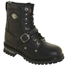 Harley-Davidson Men's Faded Glory Boots 91003 Black