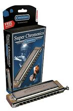 New Hohner Chromatic Harmonica Super Chromonica 270BX Made in Germany