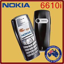 Genuine Unlocked Nokia 6610i Mobile Phone White & Deep Blue Manufacturer Direct