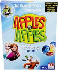 Mattel Disney Apples to Apples Card Game
